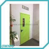 Puerta de oscilación manual para la sala