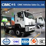 Nuovi testa del trattore di Isuzu Vc46 6X4 350HP/camion trattore/del motore primo per