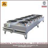 Condensador de refrigeração industrial do ar refrigerando