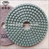 Wd-1 Diamond Resin Flexible Polishing Pad para Granito