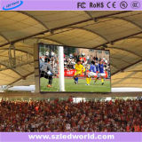 P4.81 Indoor Rental Stadium Display de tela de LED de cores para publicidade (CE, RoHS, FCC, CCC)