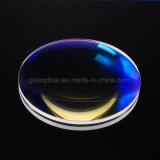 Giai 1550nmレーザーライン塗られた石英ガラスの光学レンズ