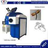 販売のためのレーザ溶接機械を修理する専門の供給の宝石類