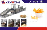 Casse-croûte automatique de pommes frites faisant la machine
