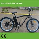 bicicleta elétrica do cruzador da praia 250W
