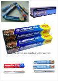 Legering 8011 Kleine Broodje van de Aluminiumfolie van de Rang van het Voedsel FDA Verklaarde