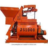 Mezclador concreto automático de la alta calidad Js1000 para el programa de Constrution