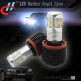 El ángel de E92 H8 12W 4LEDs LED Eyes la lámpara auto para BMW