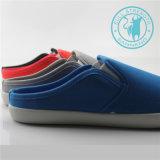 Износ холстины ботинок людей легкий обувает обувь (SNC-011301)