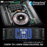Amplificador de potencia profesional de la clase H del poder más elevado de la serie de Ca30 Ca40