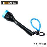 Hoozhu D11 크리 말 LED 최대 1000lumens는 잠수 빛을%s 100meters를 방수 처리한다