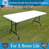 Outdoor HDPE 6FT Folding Table White