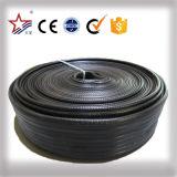 Boyau plat de tube de PVC de boyau d'irrigation