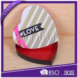 Matte laminé Paperboard Creative Luxe Oval Gift Box