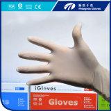 Устранимый порошок перчаток латекса на поставке хорошего цены промотирования быстрой для оптовика