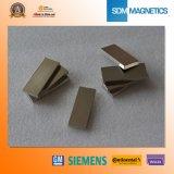 Magneet de van uitstekende kwaliteit van het Blok van het Neodymium N35eh