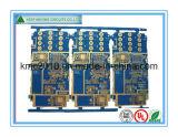 Multilayer Gouden PCB BGA van uitstekende kwaliteit van de Onderdompeling