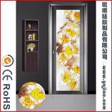Gute Flachheit farbige Fenster-Film-Glas-Haustür