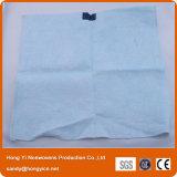 pano de limpeza branco absorvente super do assoalho da água 100%Cotton e do petróleo