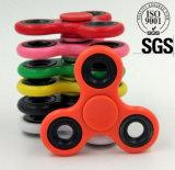 2017 de Hete Directe Fabriek van de Spinner van de Vinger van het Metaal van de Verkoop Plastic