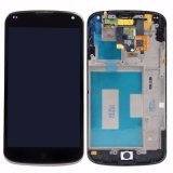 Affissione a cristalli liquidi del telefono mobile per il nesso del LG Google 4 E960 - visualizzazione dell'affissione a cristalli liquidi & Assemblea di schermo di tocco del convertitore analogico/digitale