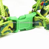 Poliéster impresso de alta qualidade da Quente-Venda 15mm/trela de nylon & chicote de fios ajustável