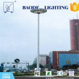 30mの製造業者は高いマスト街灯柱に電流を通した