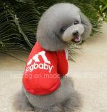 Il cotone dell'animale domestico di stile di sport copre il cane Hoodies (KH0033)