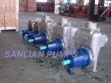 Pompe d'acier inoxydable d'eau de mer (POU)