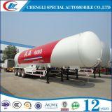 ASME 3 essieux 25t LPG Popane Gas Tanker
