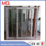 Portello di vetro di scivolamento della stanza da bagno della toletta di UPVC