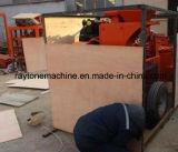 Met elkaar verbindende Hydraulische Mobiele het Maken van de Baksteen van de Klei Machine met Dieselmotor qts1-20 voor Verkoop