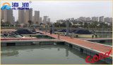 Boa qualidade Stable Galvanized Steel Frame Floating Dock