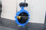 Gummibeschichtung-Getriebe gebetriebenes Drosselventil (D371X-10/16)