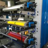 Erschwingliche wasserbasierte Tinte Flexo Drucken-Maschine der nicht gesponnenen Gewebe-Rolle