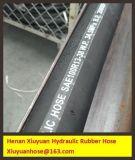 Schwerer Geräten-Spirale-flexibler Gummischlauch-hydraulischer Schlauch