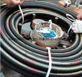 Hochdruckschlauch-flexibler hydraulischer Schlauch 902-4s-19