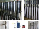 Pompe pneumatique de baril de pompe du baril Ss316