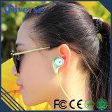특허 제품 OEM는 스포츠 Sweatproof 무선 Bluetooth 헤드폰을 취소하는 V4.1 소음을 받아들인다