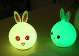Portable Silicone Mini Animal Touch Sensor Night Light