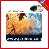 Изготовленный на заказ печатание логоса рекламируя коврик для мыши