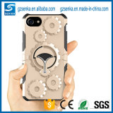 Housse de protection de roue avec armure Kickstand Case pour iPhone 6s Plus