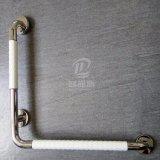 L字型Ss304+Nylonの浴室の保護グラブ棒