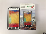 Fábrica de la caja del teléfono celular impermeable al por mayor para Samsung Note 3