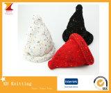 Chapéu acrílico unisex do Knit das cores da mulher e do homem 3 do estilo da forma de 2016 chapéus do inverno