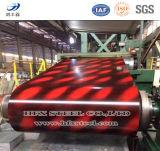 Bobina De Aço Galvanizado Pré-pintado Ompado De Hfx-Steel
