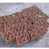 Rouleau résistant en caoutchouc de silicones de transfert thermique de température élevée pour la machine de transfert thermique