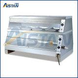 Réchauffeur de nourriture électrique de Dh6p de matériel de boulangerie