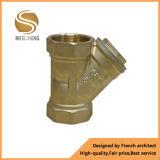 Filtro da válvula, filtro de bronze de Y