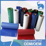 Venta al por mayor del vinilo de la transferencia de calor de la PU del ancho de la alta calidad 50cm
